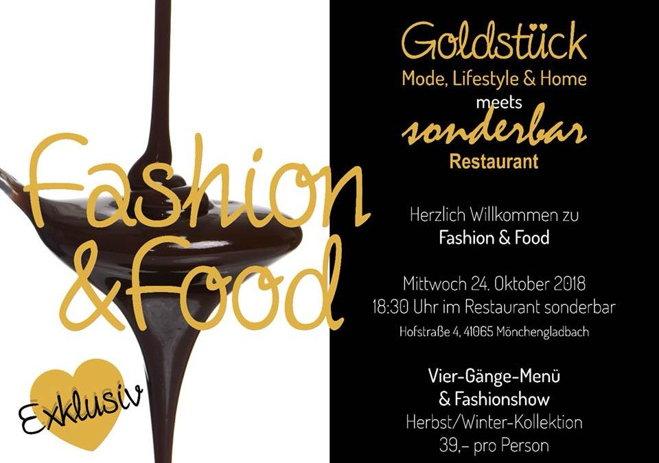 Fashion & Food
